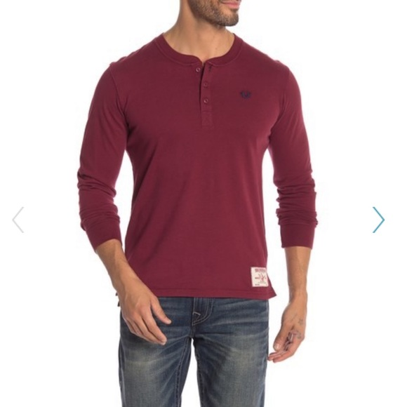 3cfa618a4c7 True Religion men s long sleeve T-shirt ❗️L left❗️
